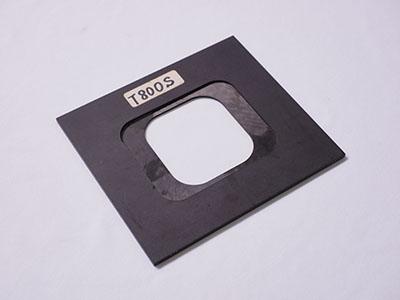 熱可塑性ブロック 加工サンプル(PA6/CF20%)